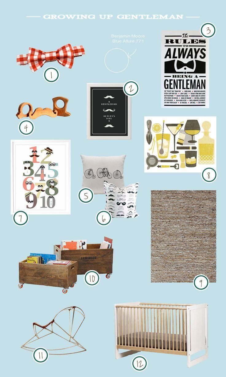 Best crib toys your baby - Growing Up Gentleman Nursery Ideas Crib Toysbaby