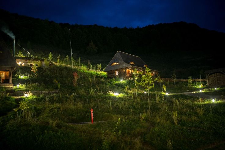 Come at Raven's Nest and witness the authentic nature of Transylvania....