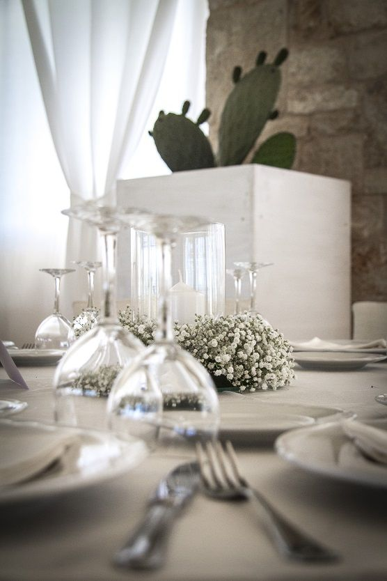 He thinks that somewhere in the world will meet a woman who has always been his woman.  Here is Monitilli Masseria.    #countrywedding #wedding #idea #lunch #decorations #table #masseria #masserie #puglia #Apulia #trulli #apulianwedding
