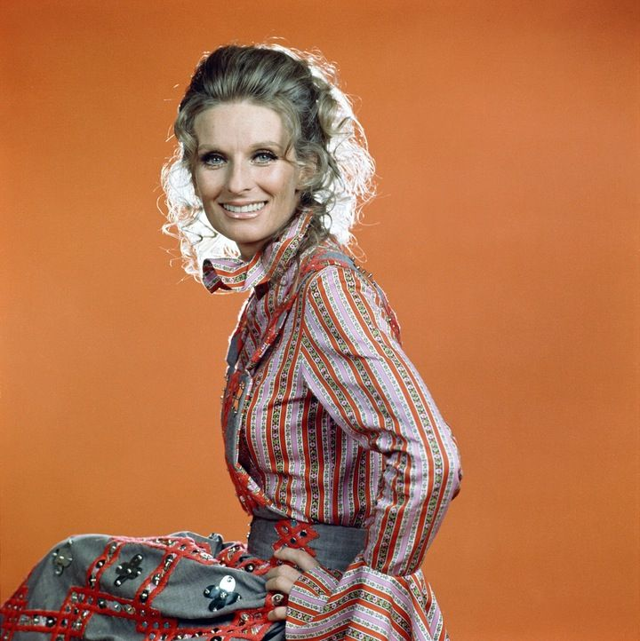 Cloris Leachman - beautiful, witty, elegant and an acting range that won't quit!