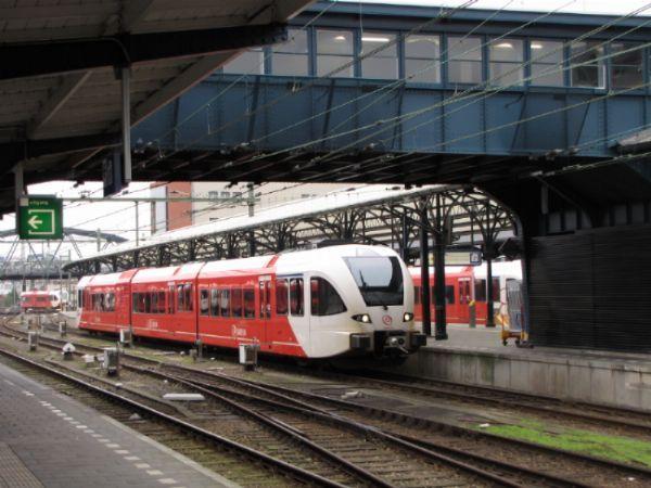 nederlandse treinstellen - Spurt Arriva