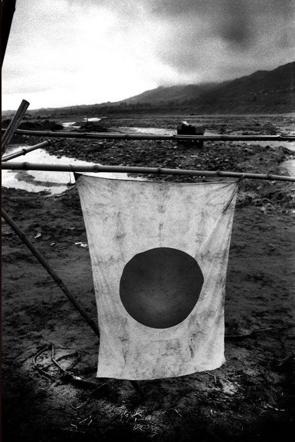 Kikuji Kawada – After Typhoon, Kitakomagawa River, 1959