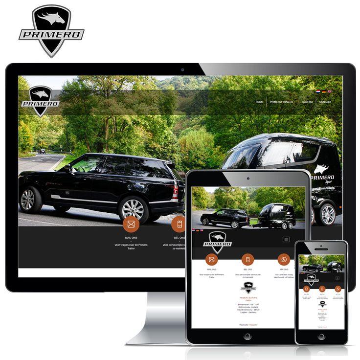 www.primero-trailer.com – Primero bouwt unieke paardentrailers, welke fraai worden gepresenteerd op de vernieuwde website, gebouwd door Weppster in WordPress.  Volg Weppster ook op: Google + - https://plus.google.com/+WeppsterAlmelo