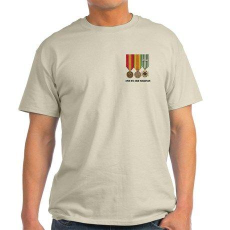 2nd BN 3rd Marines T-Shirt on CafePress.com
