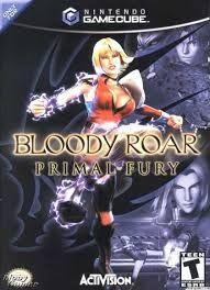 Bloody Roar Primal Fury - GameCube Game