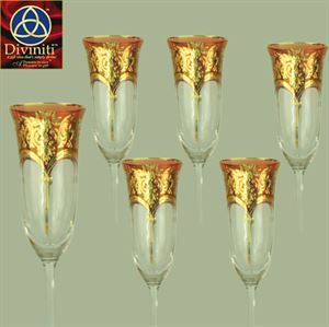 Picture of Long Drink Glass - 243z - Red