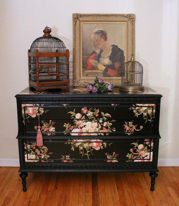 casa de fifia blog de decoração : a incrível transformação de 10 moveis antigos restaurados