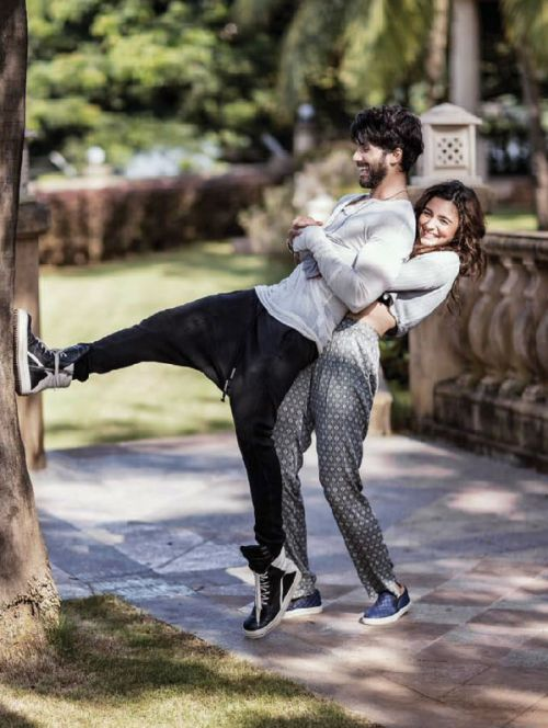 Shahid Kapoor And Alia Bhatt Shaandaar Photoshoot
