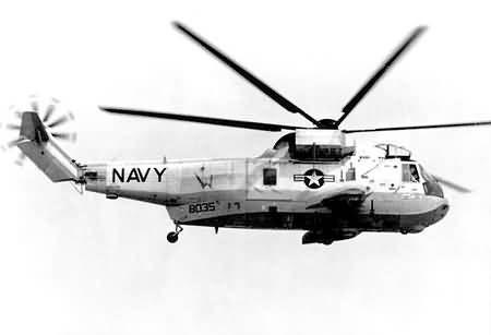 Sikorsky s-61B SH-3A Sea King