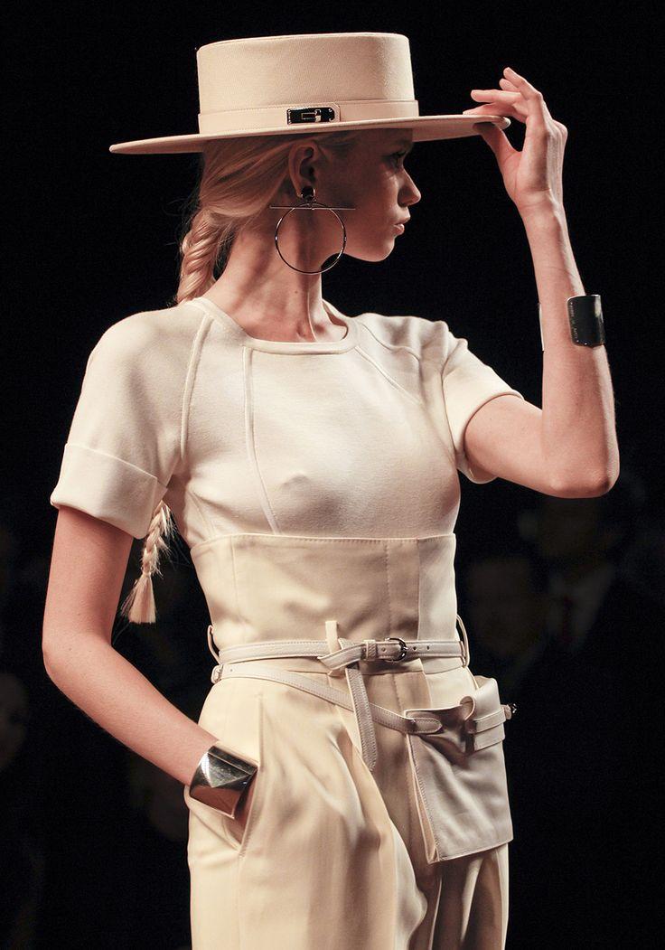 Hermès Spring RTW 2011