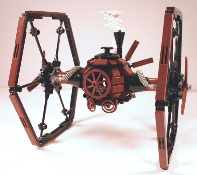steampunk star wars toys