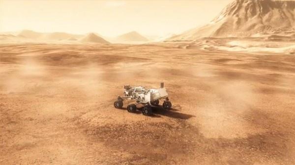 Curiosity – Mars Bilder auf Foursquare