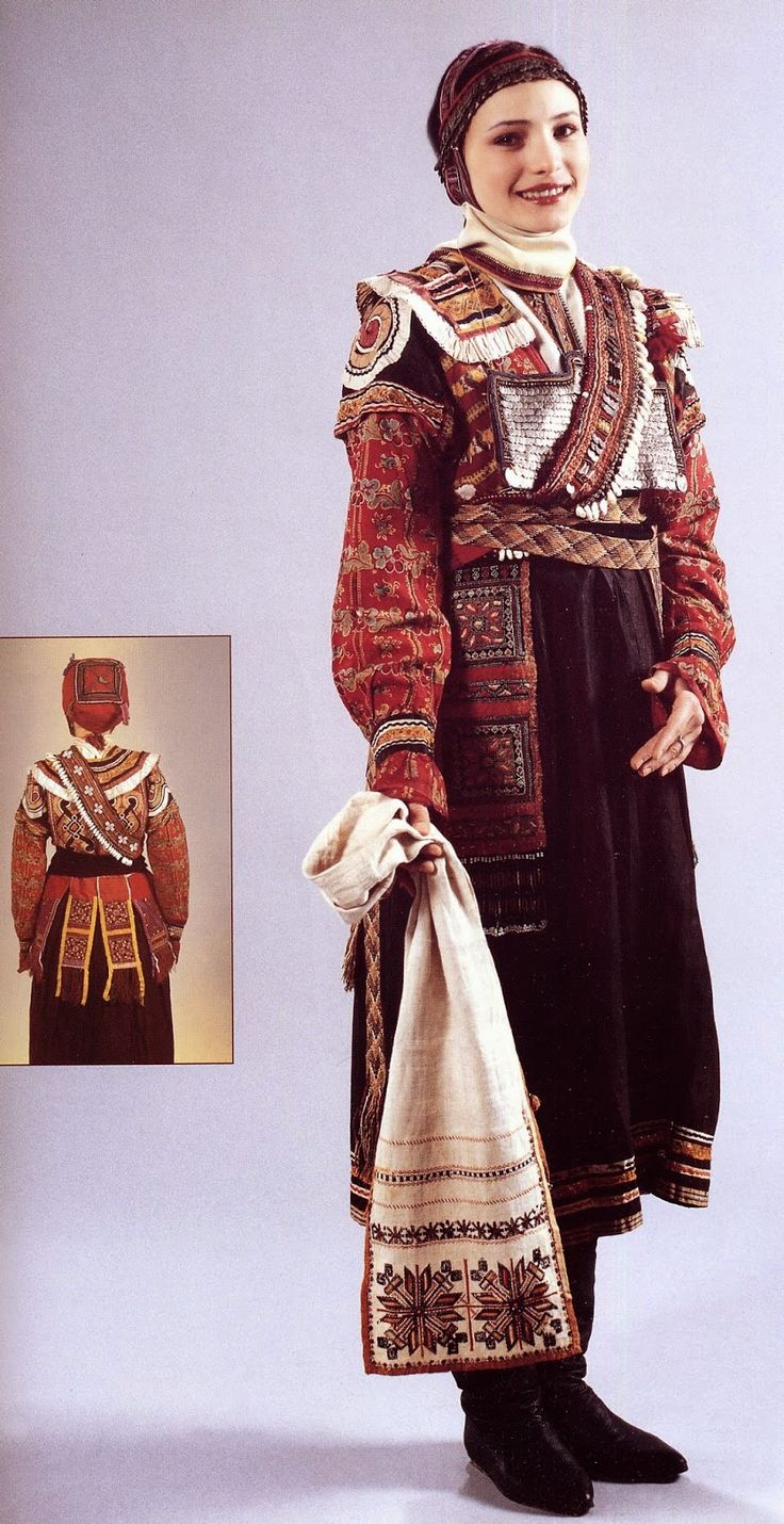 FolkCostume&Embroidery: Overview of the Folk Costumes of Europe, Chuvasia matchmaker
