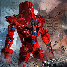 Pacific Rim's Jaegers & 10 Other Cool Giant Robots > and Evangelion's in it!