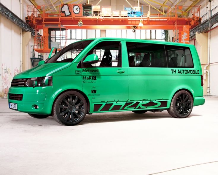 780 PS Volkswagen Transporter TH2RS