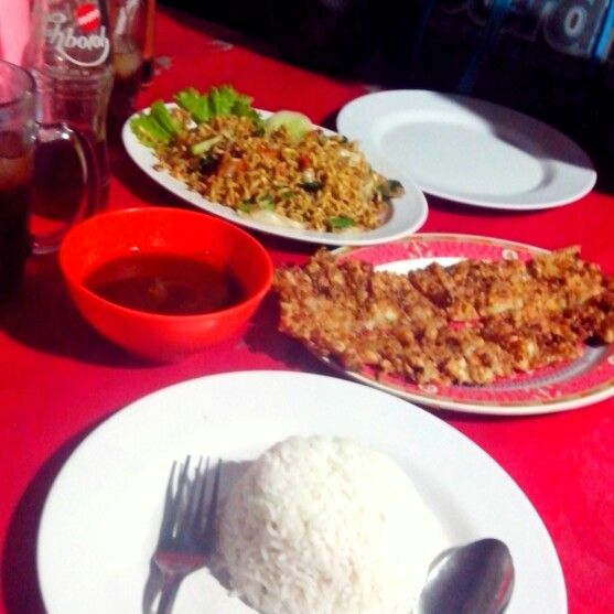 Seafood restourant