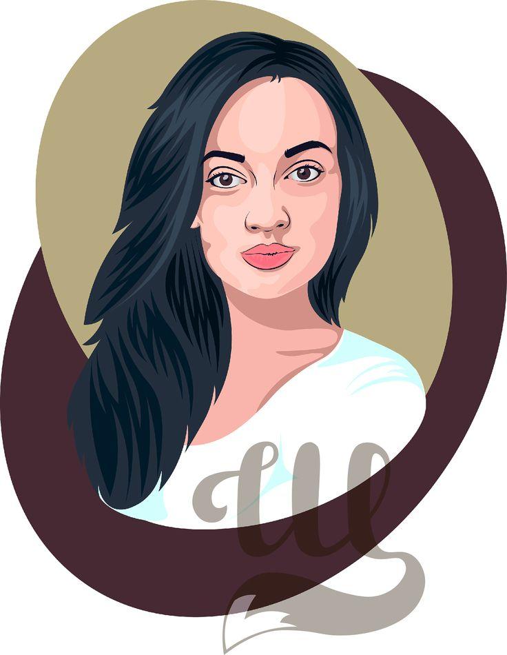 Ознакомьтесь с моим проектом @Behance: «Vector Portrait» https://www.behance.net/gallery/50008945/Vector-Portrait
