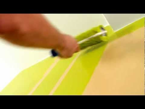 Quelle peinture appliquer sur du placoplatre? Comment peindre un mur ou plafond en placo ...