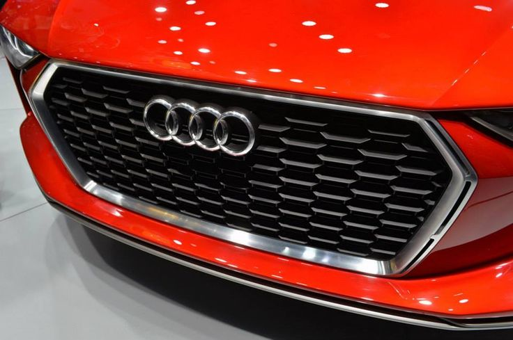 Audi Nanuk Quattro Concept 2013 Frankfurt Otomobil Fuarında  #IAA #arabamfrankfurt2013te