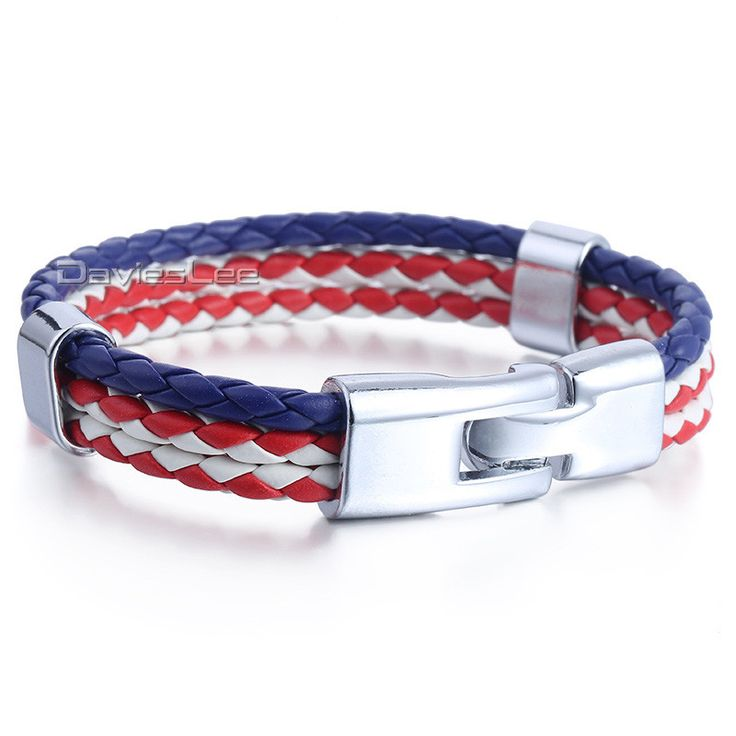 This would make a perfect gift wouldn't it?    Dark Blue White R...       Take a peek - http://fashioncornerstone.com/products/dark-blue-white-red-us-american-flag-color-3-strands?utm_campaign=social_autopilot&utm_source=pin&utm_medium=pin #RETWEET #REPOST