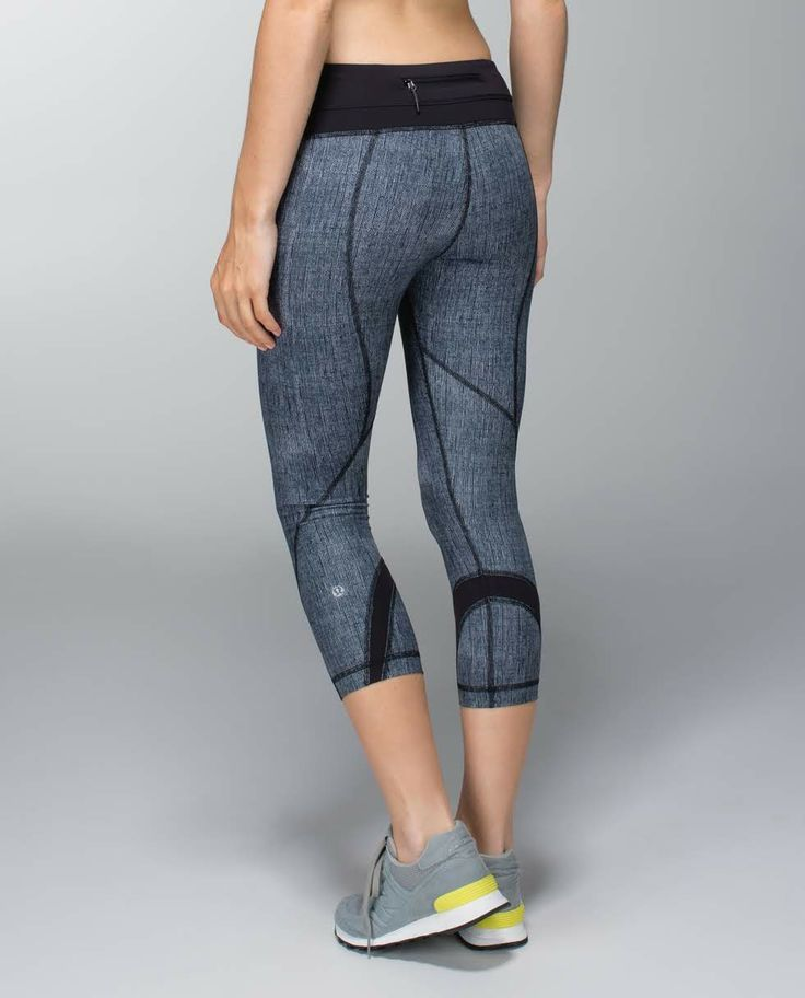 Run: Inspire Crop II | Lululemon Workout Clothes for Women ...