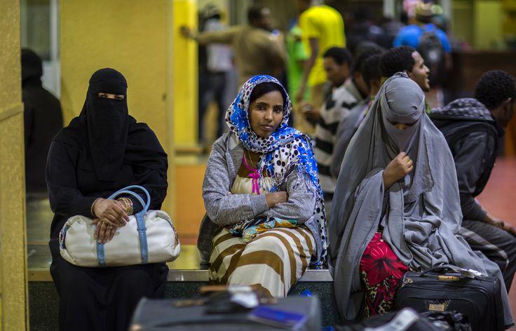 FOX NEWS: Ethiopians deported en masse by Saudi Arabia allege abuses