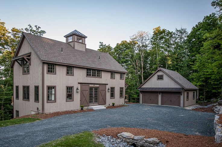 The Grantham by Yankee Barn Homes