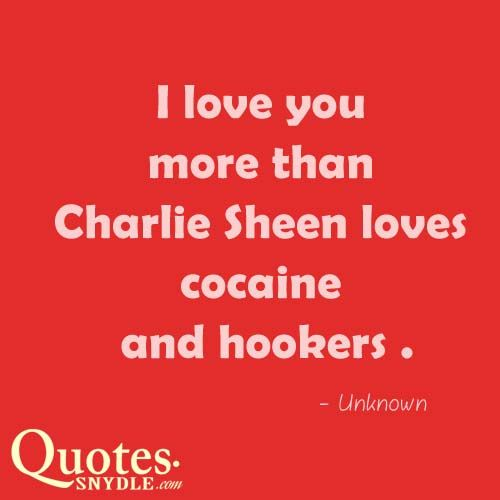 I Love You More Than Quotes: 93 Best Images About Funny Quotes About Love