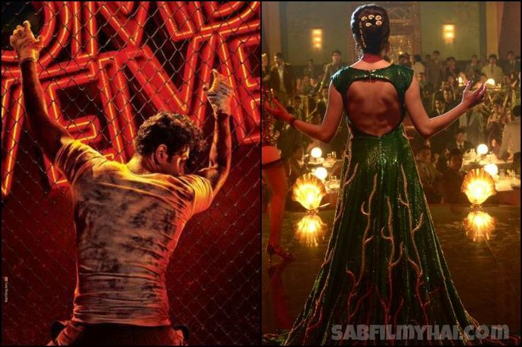 Bombay Velvet First Look Out! Ranbir Kapoor and Anushka Sharma In a New Avatar