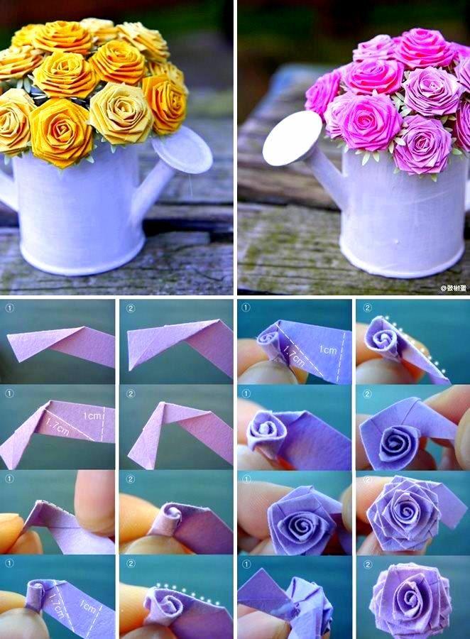 Different rose tutorial