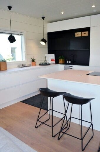 Honka Markki - keittiö. Seinäjoen Asuntomessut