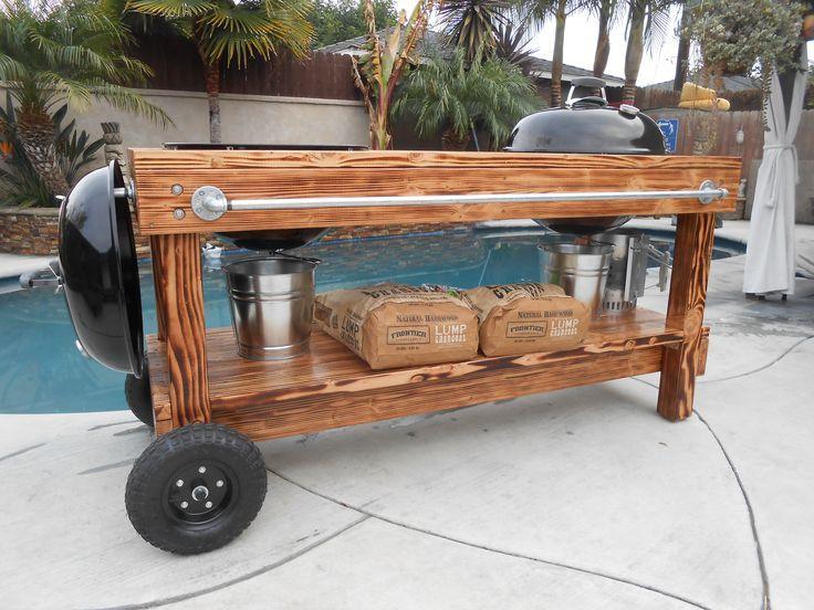 17 best ideas about grillwagen on pinterest. Black Bedroom Furniture Sets. Home Design Ideas