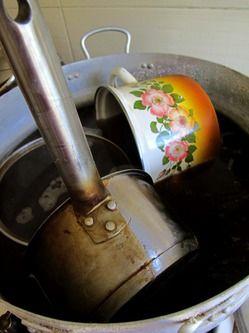 Чистота на кухне или готовлюсь к Пасхе