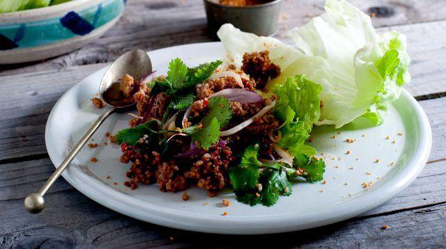Lap thaï au porc