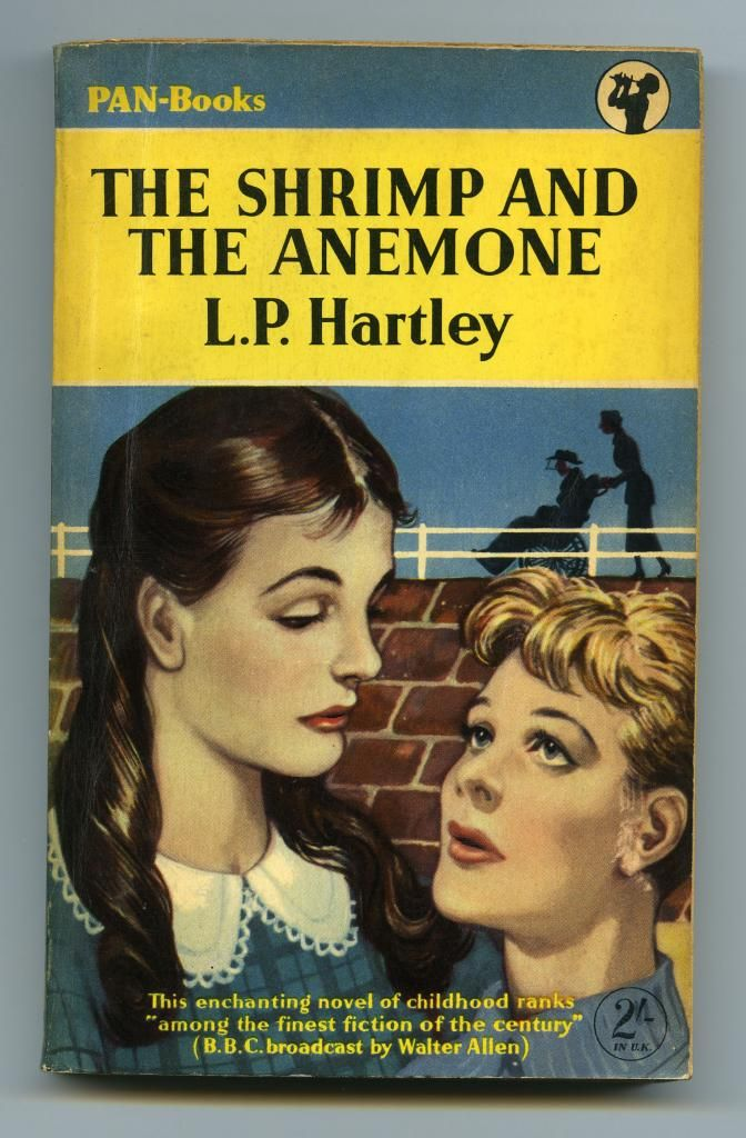 The Shrimp and the Anemone by Lp Hartley