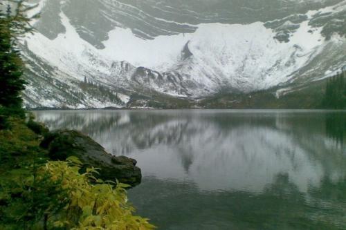 Rawson Lake Trail in Kananaskis