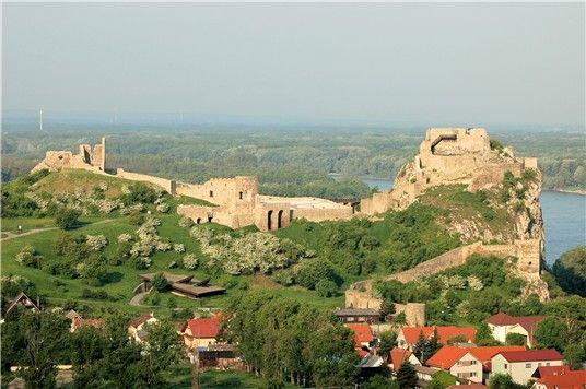 Hrad Devín (Devín castle)
