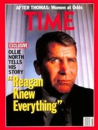 An Iran-Contra War Story with Oliver North