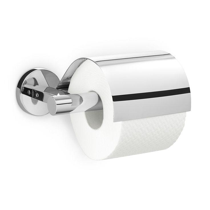 Toalettpappershållare m lock SCALA