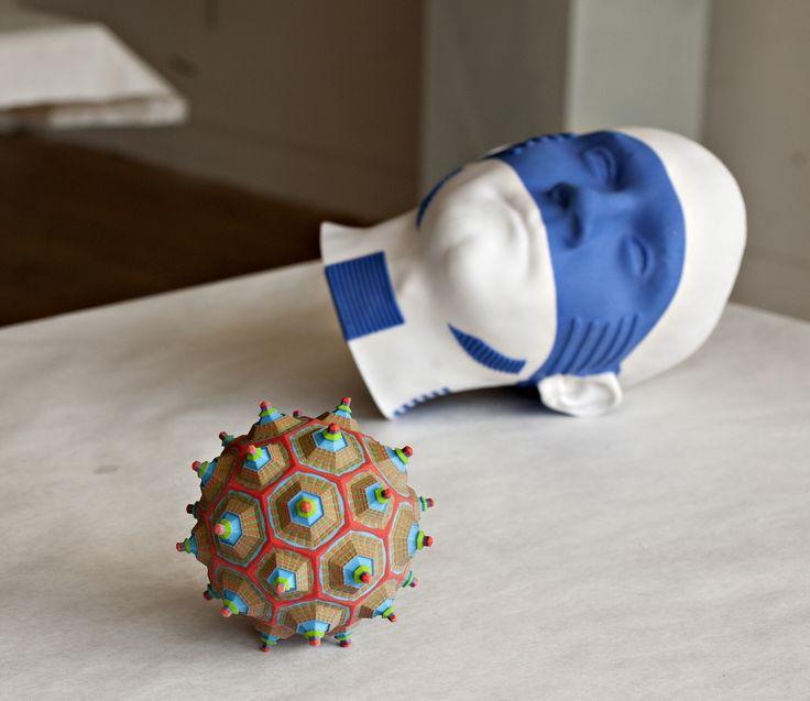 zcorp......Taylor Absher (sphere).........Josh Kline(head)