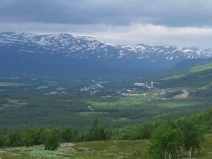Hemavan i Hemavan, Västerbottens län