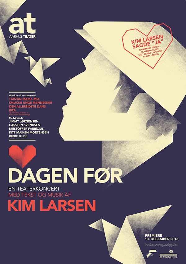 The Day Before - Kim Larsen Theater