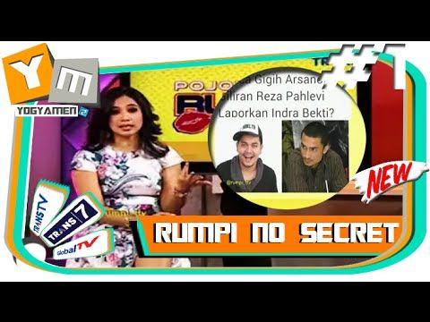 RUMPI NO SECRET(#1) - SPESIAL, KASUS YANG MENIMPA INDRA BEKTI {SERU} (2 ...
