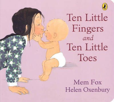 As everyone knows, nothing is sweeter than tiny baby fingers and chubby baby toes...From two of the most gifted picture book creators of our time, here is a celebration of babies and the joy they bring to everyone, everywhere, all over the world!