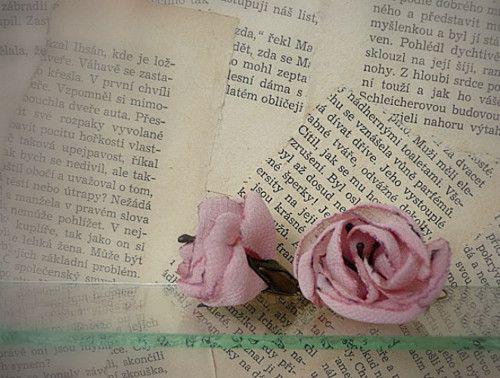 náušnice - růžičky