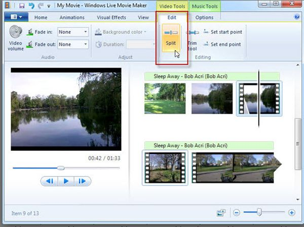 cool windows movie maker tips