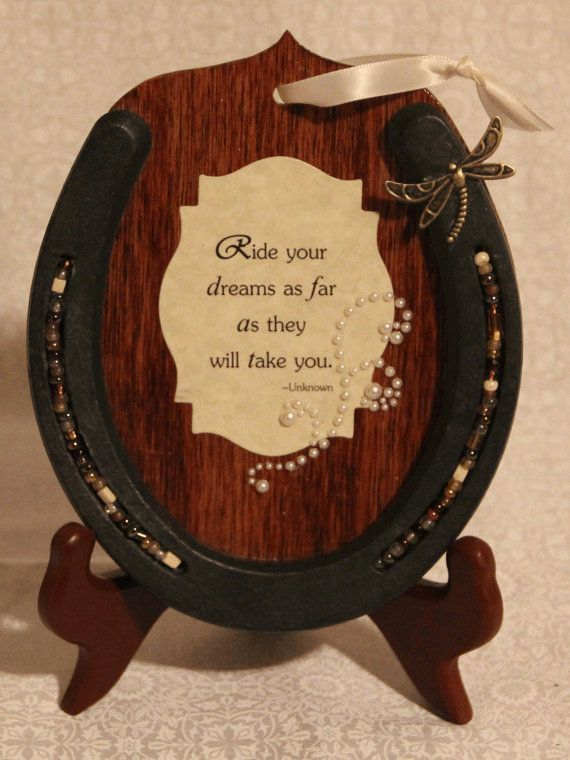 Horse Shoe Quotes by WolfDreamsDesign on Etsy, $15.00
