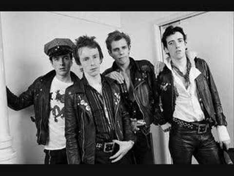 The Clash- I Fought The Law (by Sonny Curtis of the Crickets and became popularized by a cover by the Bobby Fuller Four)