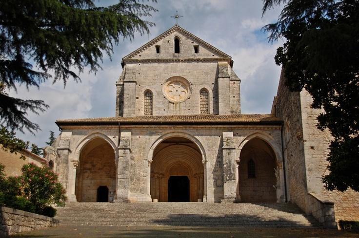 L'abbazia di  #Casamari - #Veroli - Frosinone, #Lazio - Italy