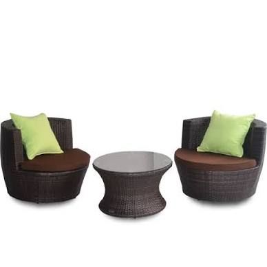 3 piece outdoor setting - Google Search Deluxe Products $289